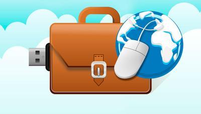 Apps portables: navegadores Chrome, Firefox, Opera y otros