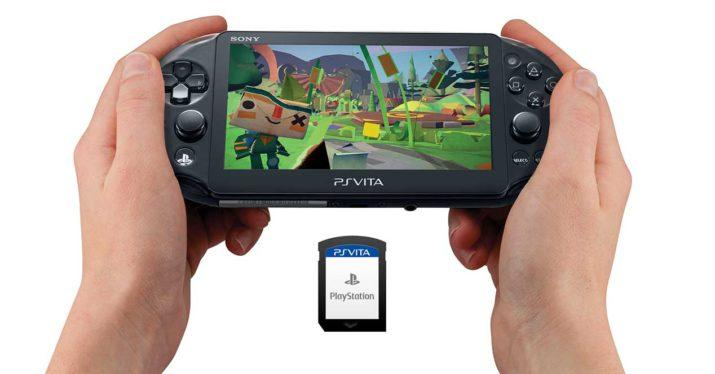 ps vita gamecard
