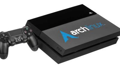 Consiguen ejecutar Linux, Kodi, emuladores, Steam y juegos de PC en PS4