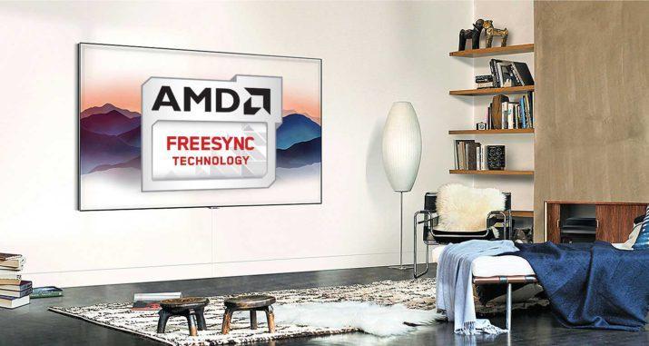 samsung qled freesync