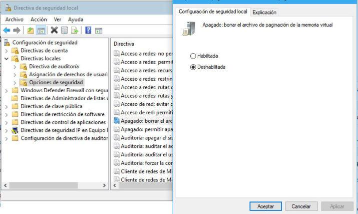 Windows 10 se cierre más rápido