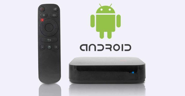 set-top box android reproductor multimedia kodi