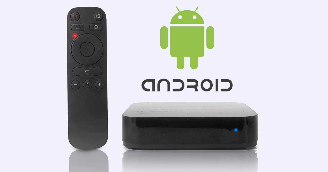 set-top box android reproductor multimedia kodi