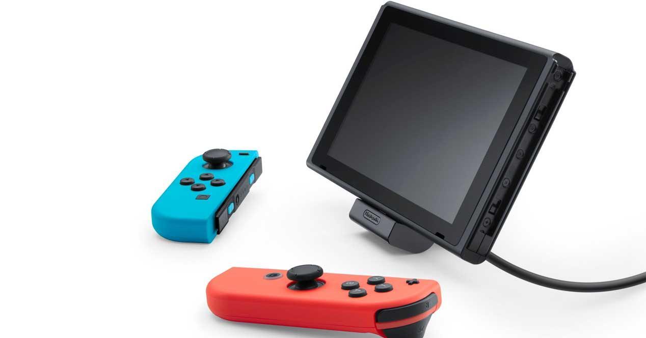 Ver noticia 'Noticia 'Nintendo Switch tiene un nuevo dock cargador para jugar en modo tablet''
