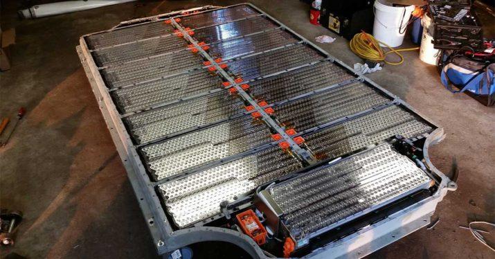 tesla baterías coche