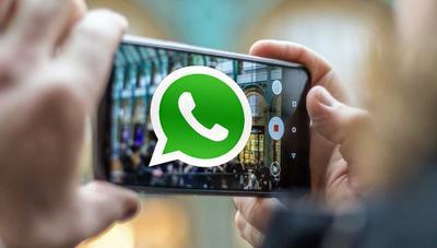 Multan por primera vez a una persona por compartir imágenes en WhatsApp