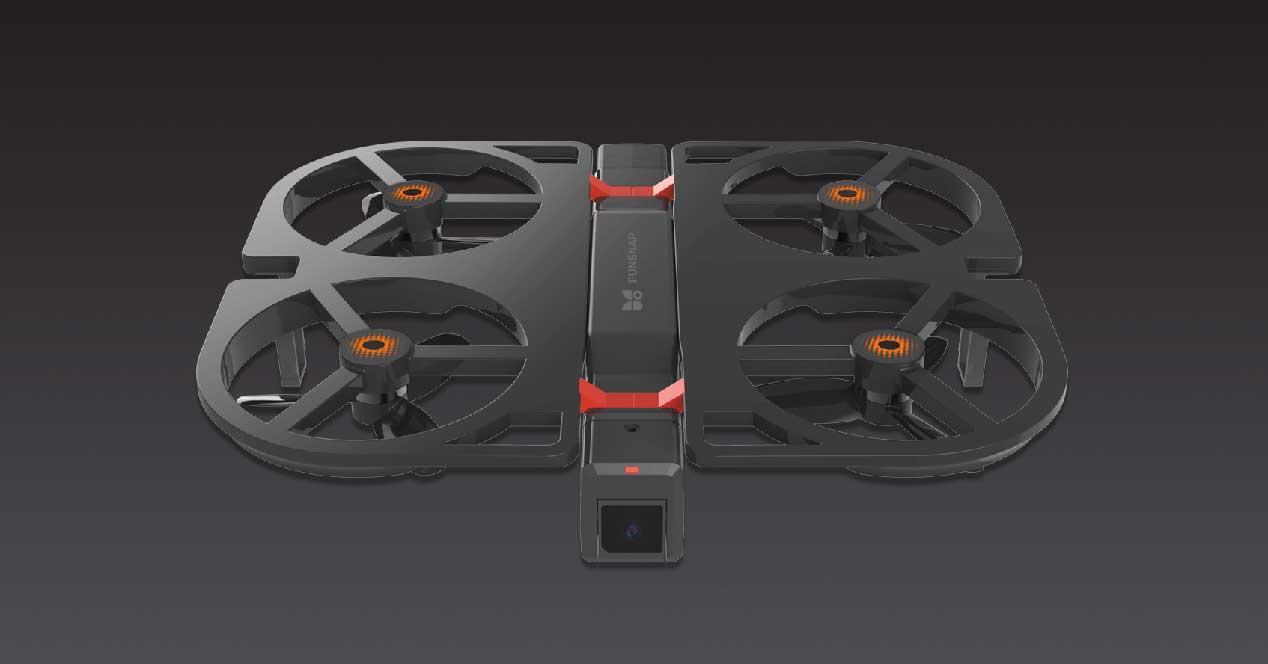 Ver noticia 'Noticia 'Xiaomi pone a la venta un dron con pantalla remota que te sigue''
