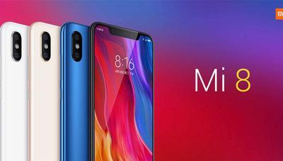 El Xiaomi Mi 8 ya es oficial: GPS dual, notch y un precio rompedor