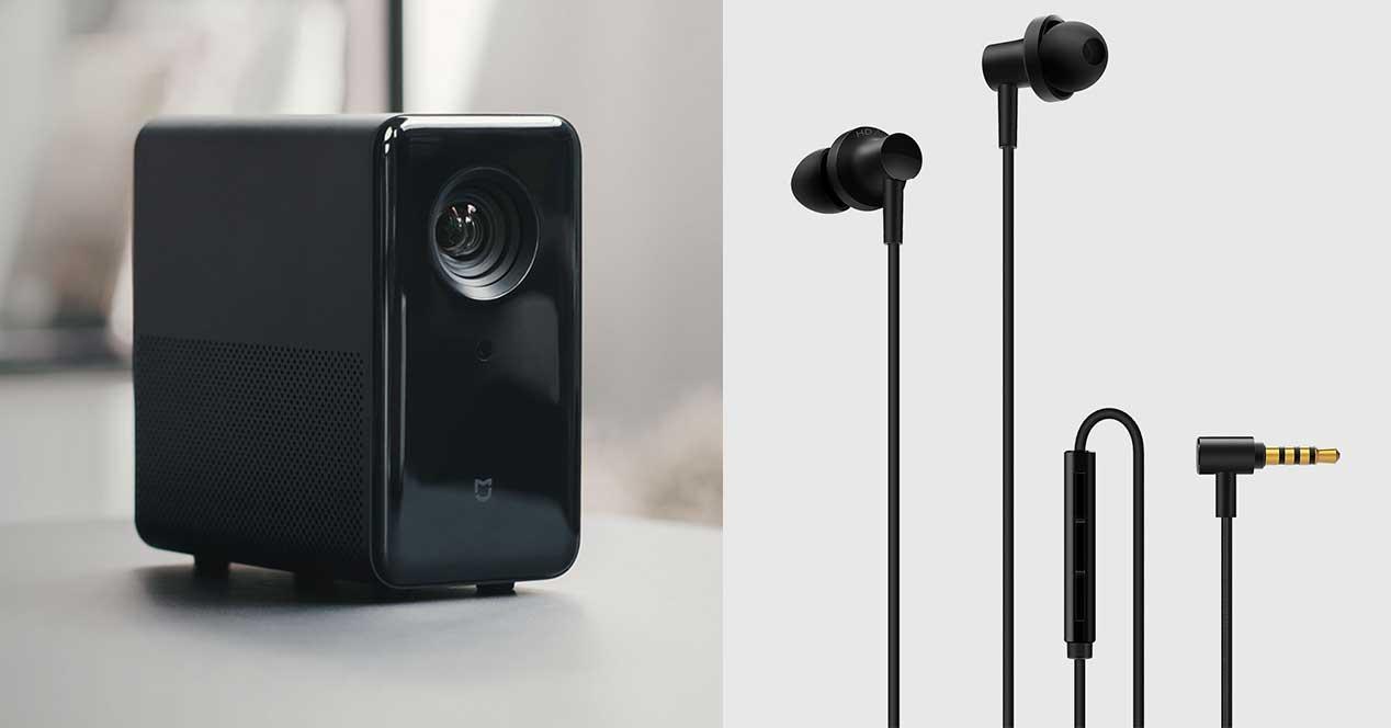 Xiaomi Lanza Un Nuevo Proyector Con Hdr Y Unos Auriculares