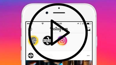 Cómo publicar un vídeo largo en tus Historias de Instagram