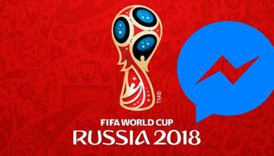Cómo usar los filtros y juegos ocultos del Mundial de Fútbol 2018 en Facebook Messenger