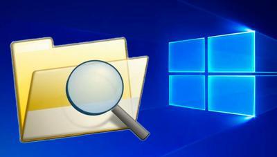 Truco para buscar archivos de forma rápida en Windows 10