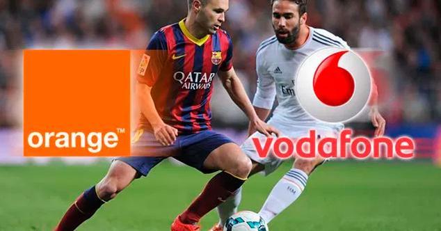 Ver noticia '¿Tendrán fútbol Orange y Vodafone la próxima temporada? ¿Habrá subida de precios?'
