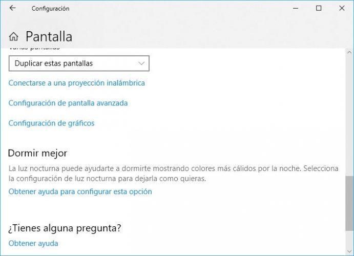 elegir tarjeta gráfica en windows 10
