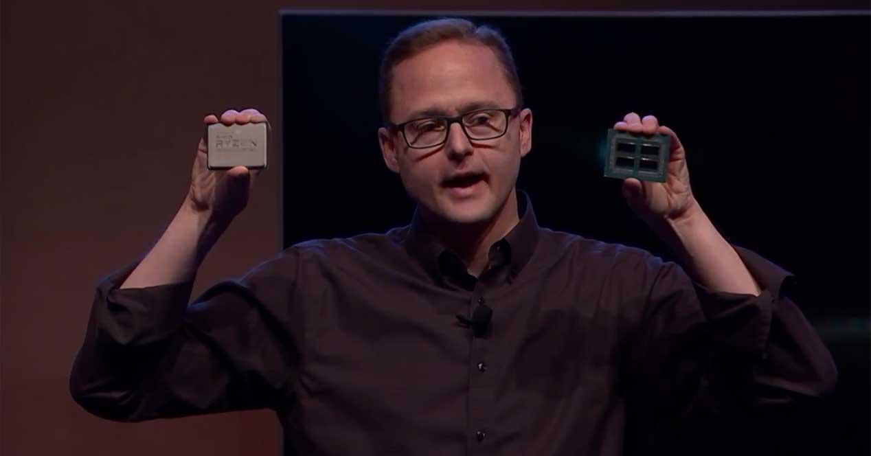 AMD anunció sus chips Threadripper de hasta 32 núcleos