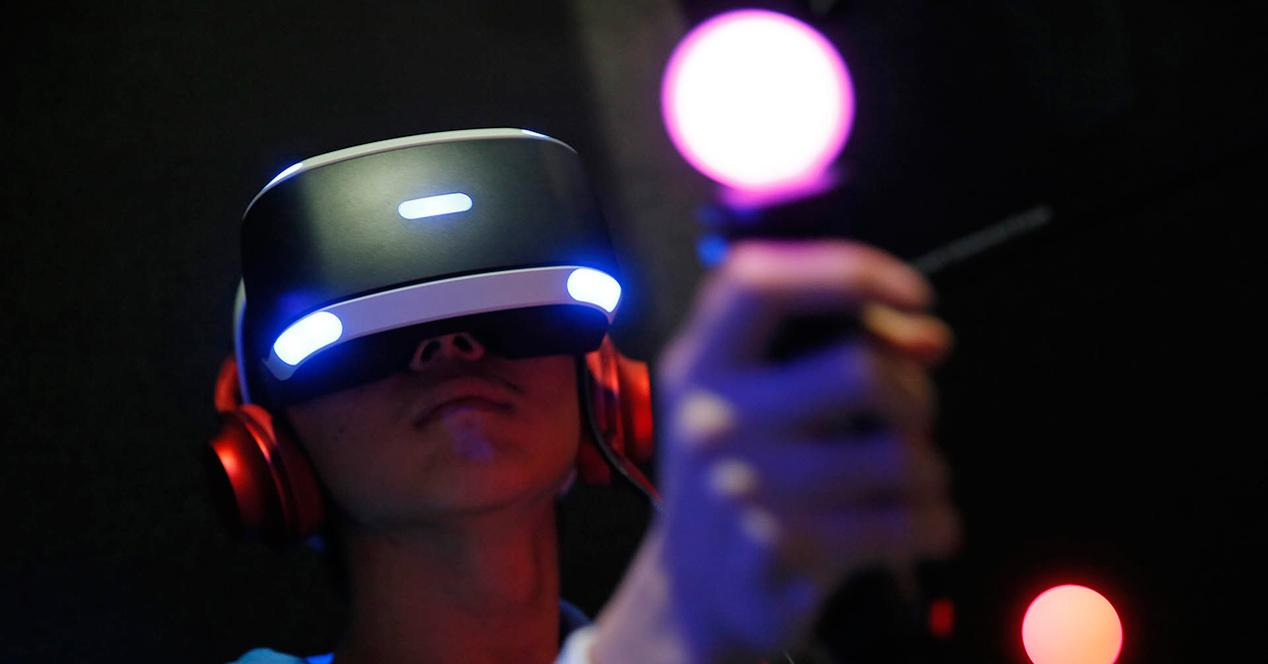 Realidad virtual VR180