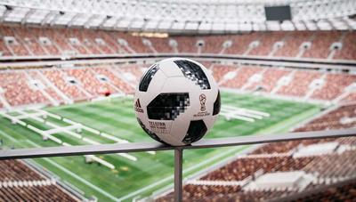 ¿Por qué el balón del Mundial de Rusia 2018 tiene un icono de Wi-Fi?