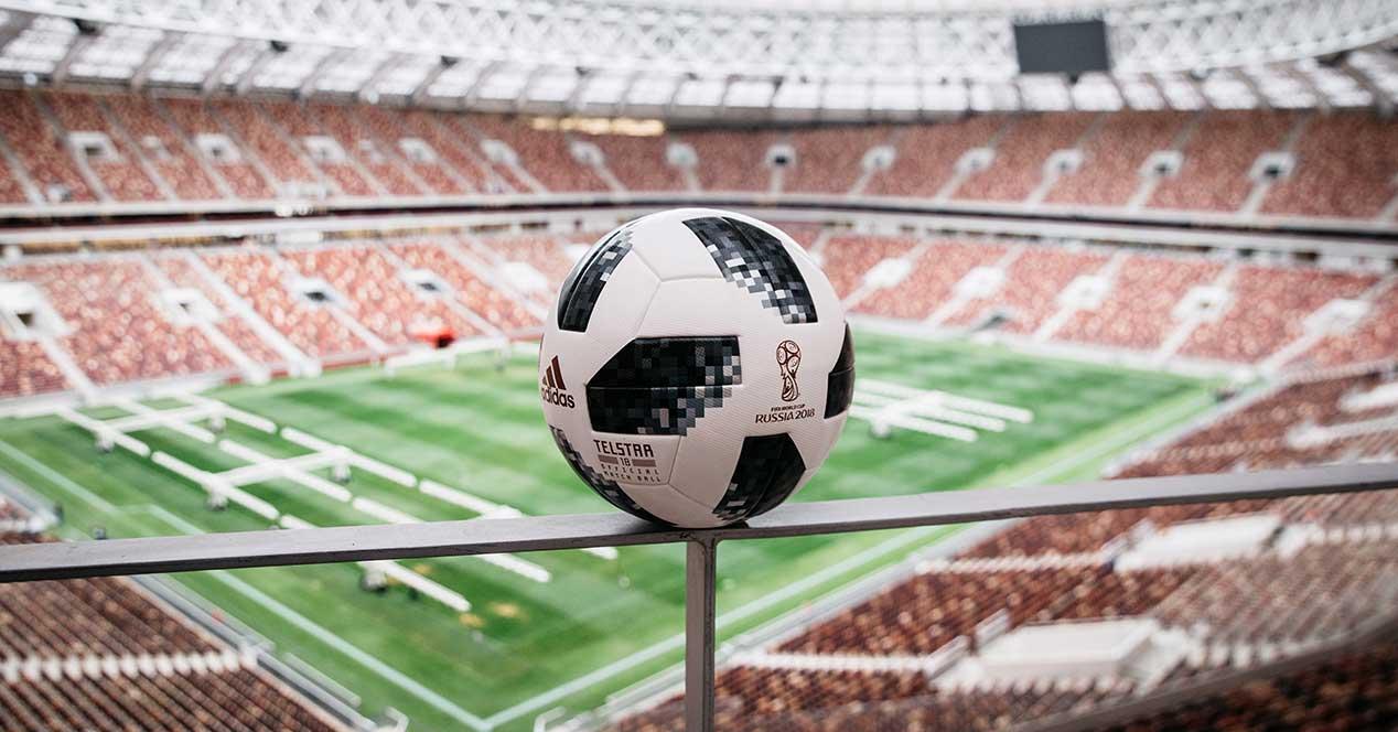 cansado de primera categoría ladrón  Por qué el balón del Mundial de Rusia 2018 tiene un icono de Wi-Fi?