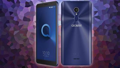 """Alcatel 3C, características y diseño """"top"""" por algo más de 100 euros"""