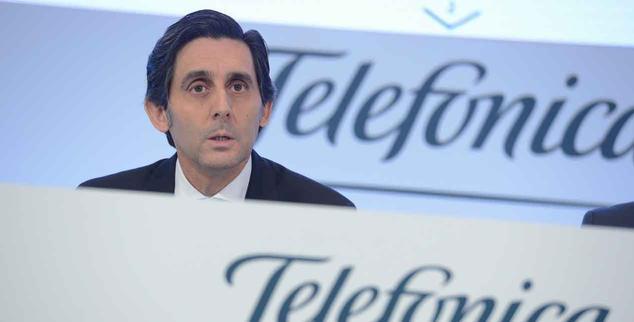 Ver noticia 'Telefónica pagó por O2 más de 26000 millones. Hoy la compañía capitaliza apenas 32.000 millones'