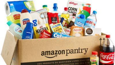 Amazon Pantry también se vuelve de pago, 4,99 dólares al mes