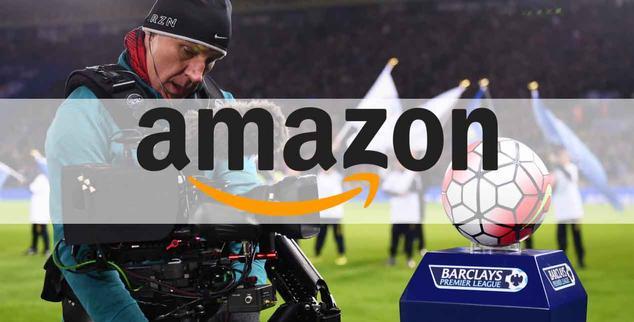 Ver noticia 'Amazon emitirá el fútbol en directo: han comprado 20 partidos de la Premier League'