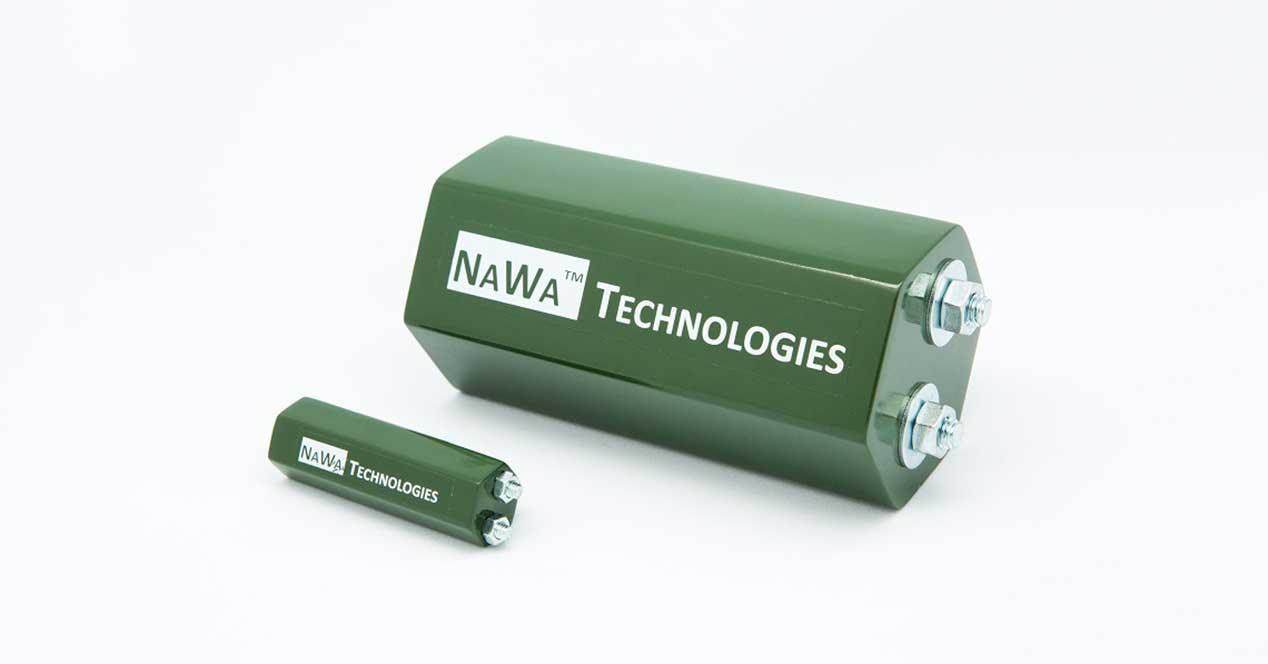 baterias nawa technologies supercondensador