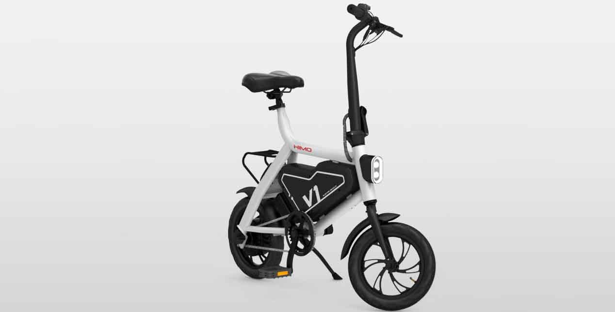 Ver noticia 'Noticia 'Xiaomi estrena bicicleta eléctrica: 50 km de autonomía por menos de 230 euros''