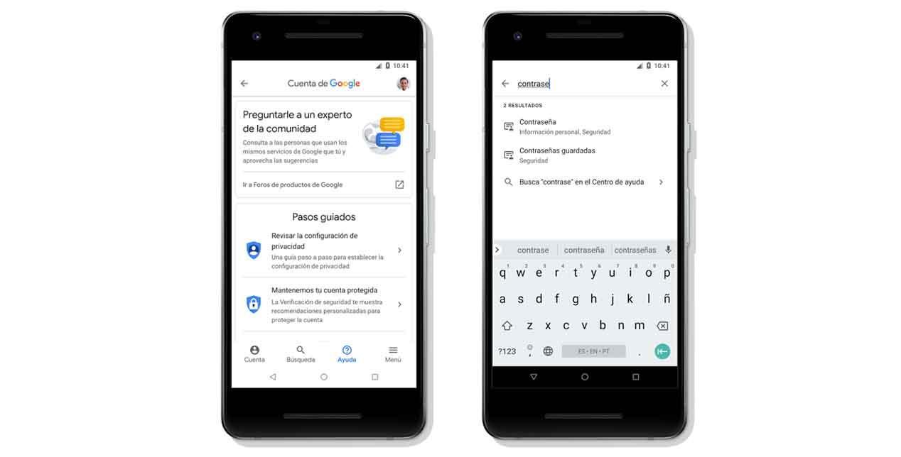 Ver noticia 'Noticia 'Nueva app Cuenta de Google: más opciones para controlar tu seguridad y privacidad''
