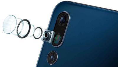 Tres lentes en el Huawei P20 Pro. Te contamos qué hacen