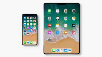 Un nuevo iPad con notch y Face ID confirmado por iOS 12
