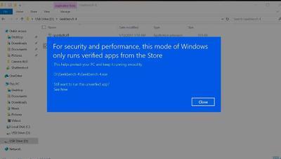 Cambiar a modo S, lo nuevo de Windows 10 Redstone 5