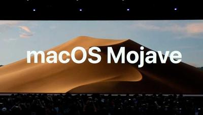 macOS 10.14 Mojave es oficial: modo oscuro para todos y mucho más