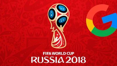 Cómo seguir el Mundial de Fútbol 2018 de Rusia con Google