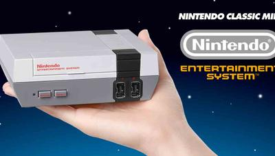 ¡Corre! NES Classic Mini vuelve a estar disponible