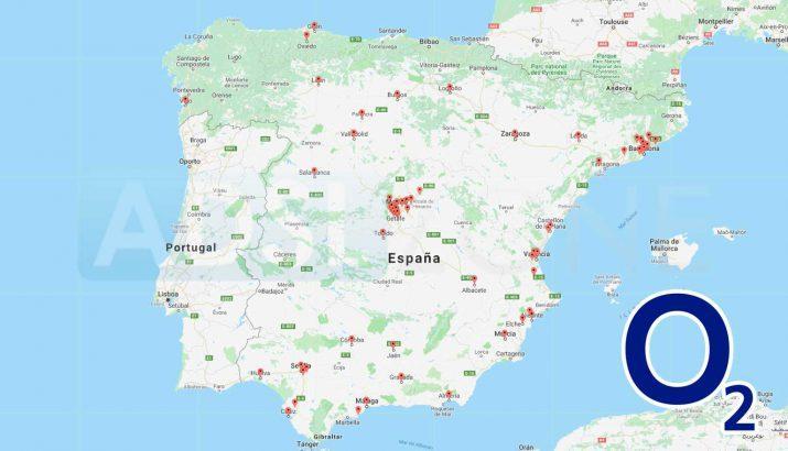 o2 mapa cobertura