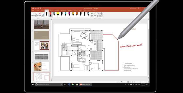 Ver noticia 'Nuevas imágenes de Microsoft Office 2019 y su cambio a Fluent Design'