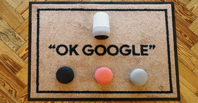 ok google google home