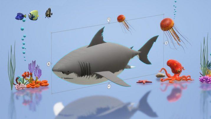 Realidad aumentada Paint 3D