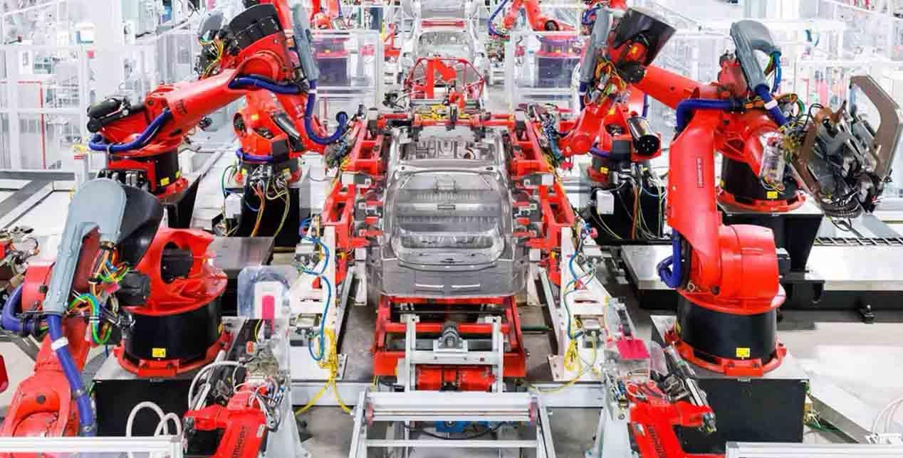 Ver noticia 'Noticia 'Elon Musk estará (casi) 24/7 en la fábrica del Model 3 para resolver los últimos problemas''