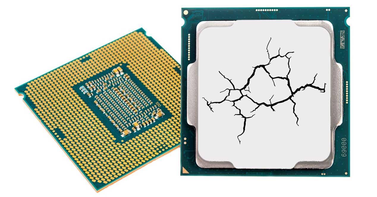procesador vulnerabilidad intel