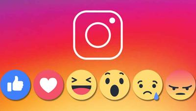 Instagram contará con 'Reacciones' en sus Stories, igual que Facebook