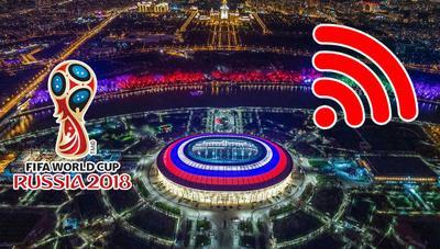 WiFi falso y roaming por las nubes: lo que se encontrarán los turistas en el Mundial de Rusia 2018