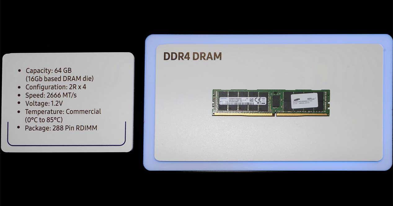 samsung ddr4 64 gb ram