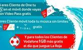 Vodafone regalará Music Pass con TIDAL Premium o HiFi este verano