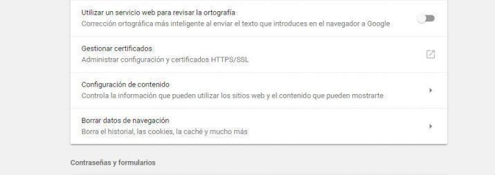 Chrome descargue los PDF