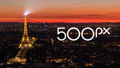 500px ya no te permite vender tus fotos