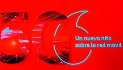 Vodafone empezará a desplegar 5G en seis ciudades españolas