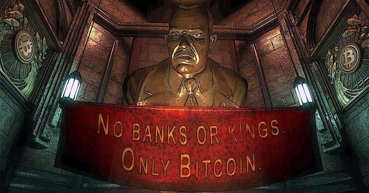 Bitcoin-Bioshock