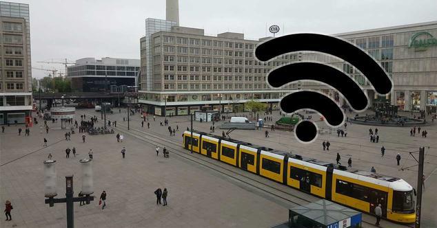 alexanderplatz wifi